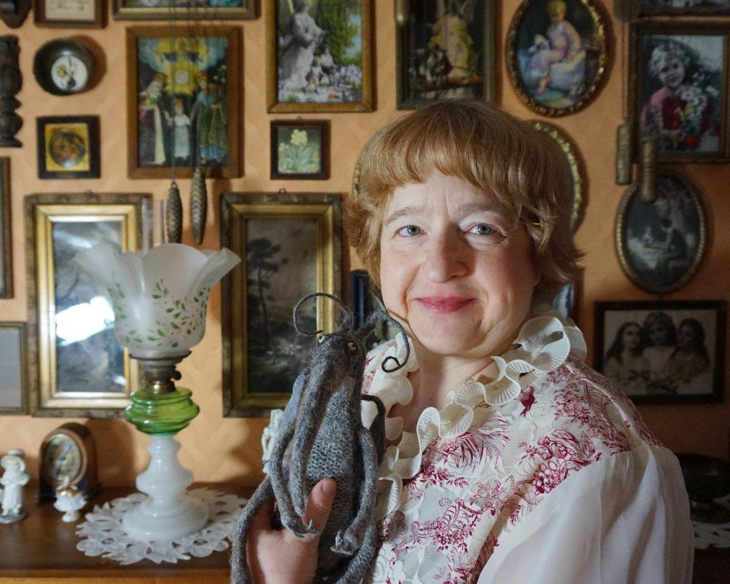 Psotnik U Doroty Gellner Wywiad Z Damą Orderu Uśmiechu