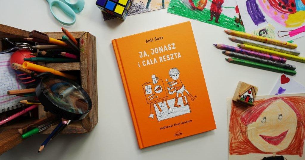 Ja, Jonasz i cała reszta - książka do głośnego czytania dla całej rodziny