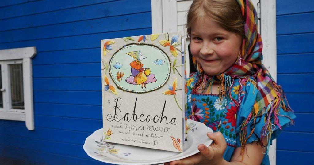 Babcocha - Justyna Bednarek, Daniel de Latour