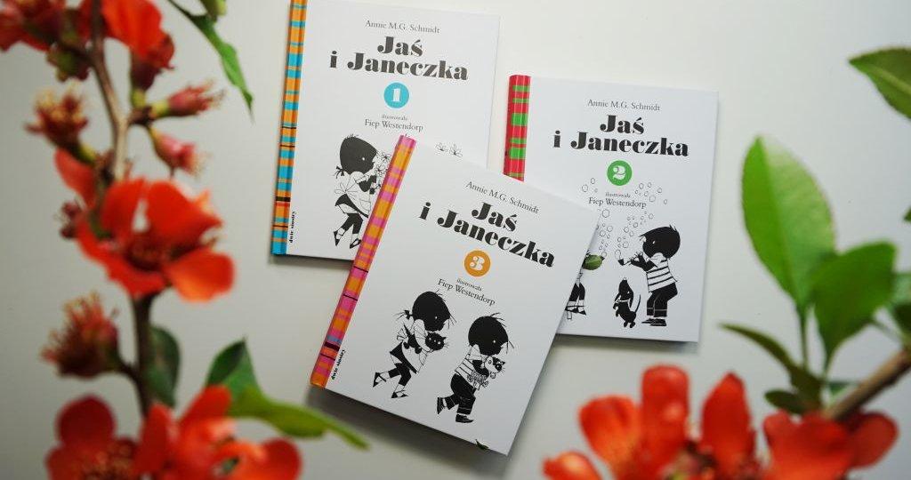 Jaś i Janeczka - tom 3 - Annie M.G. Schmidt