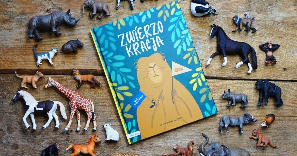 Zwierzokracja - książka dla dzieci o prawach zwierząt
