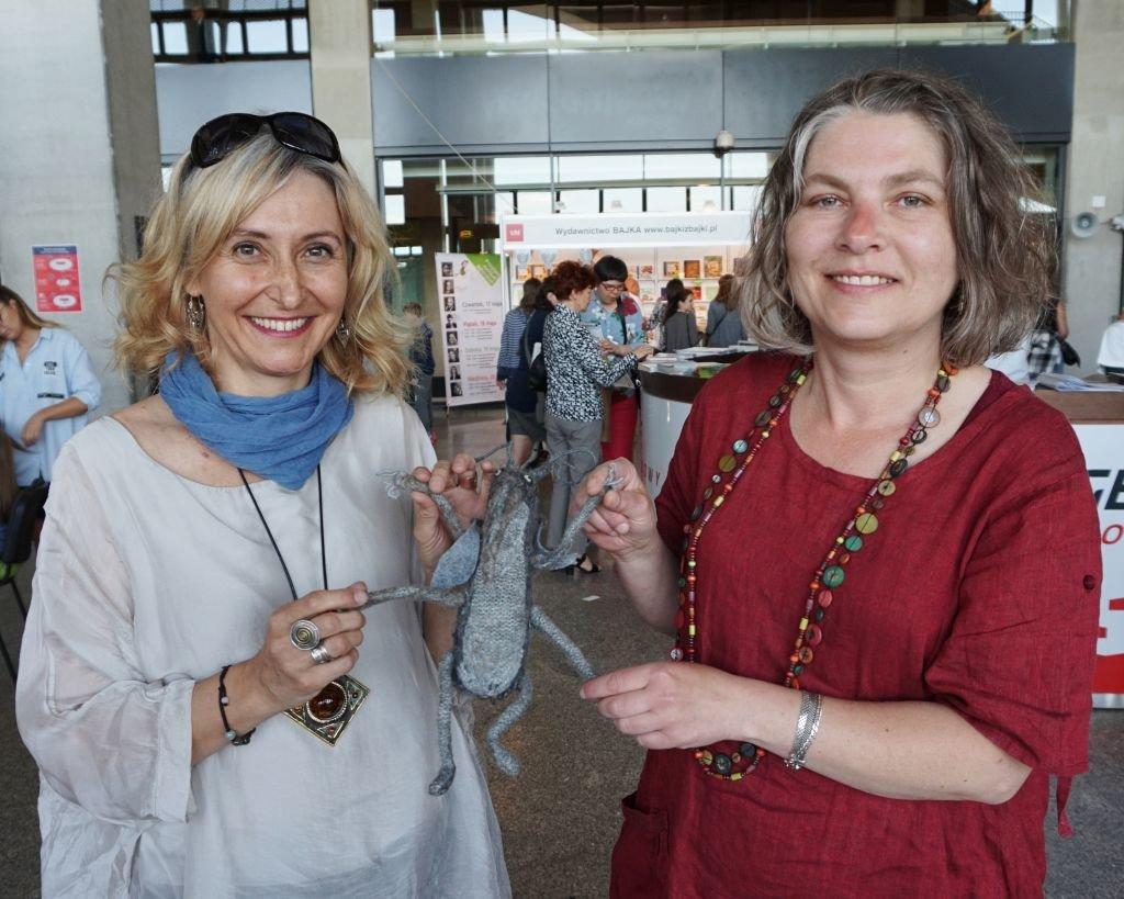 Roksana Jędrzejewska-Wróbel i Jona Jung