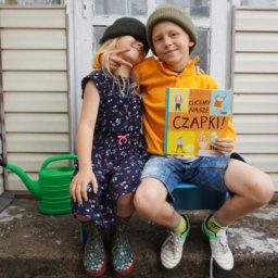 Chcemy nasze czapki! - Eva Lindström - wakacyjna nowość Zakamarków
