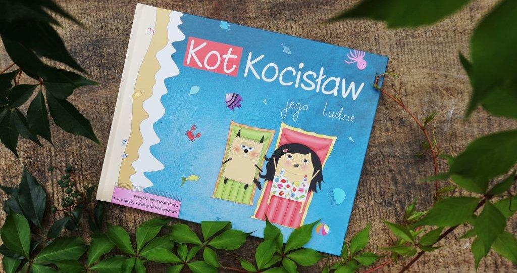 Kot Kocisław i jego ludzie - opowieści kota dla najmłodszych