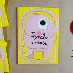 Pomelo rośnie - książka dla dzieci o przygodzie dorastania