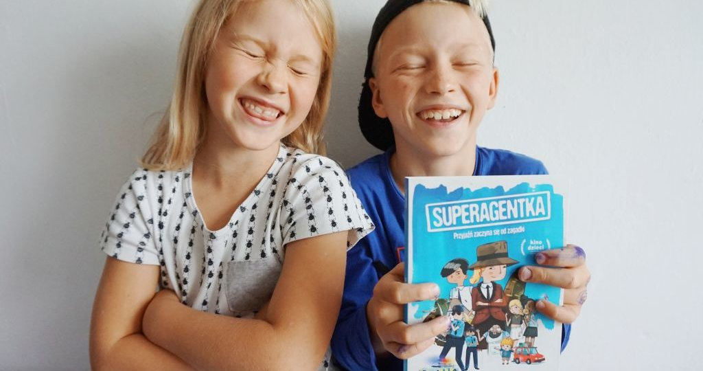 DVD Kino Dzieci - Superagentka