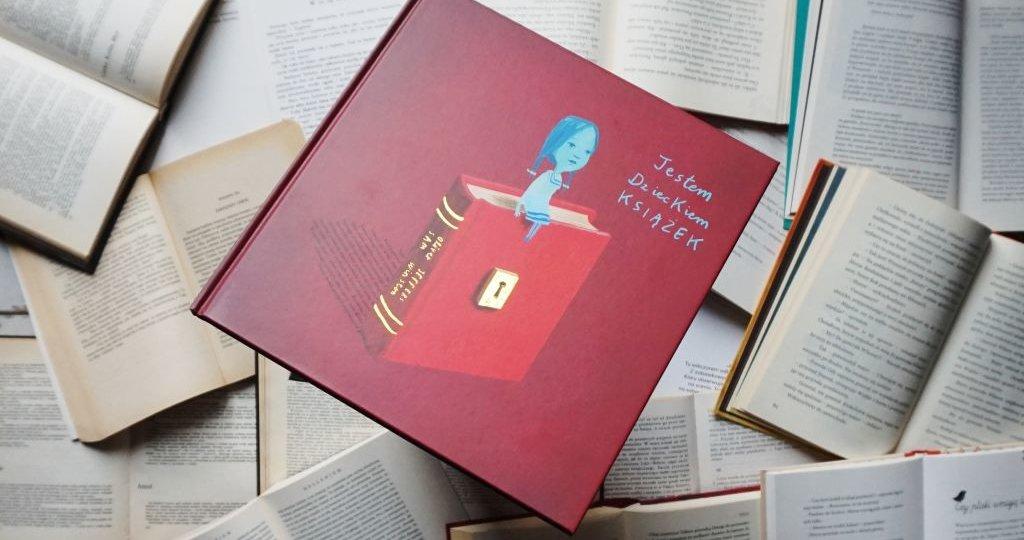 Jestem dzieckiem książek - Oliver Jeffers o mocy czytania