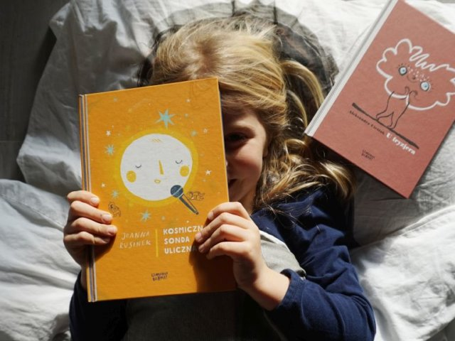 Chmurrra Burrra - wydawnictwo dla dzieci i marka odzieżowa w jednym