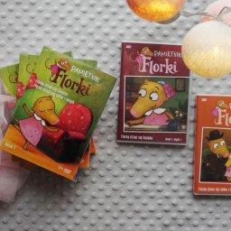 Pamiętnik Florki - serial animowany na DVD