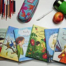 Dunia - seria dla dzieci, które zaczynają szkołę