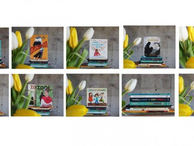 Książki dla dzieci, które dają moc i siłę dziewczynkom
