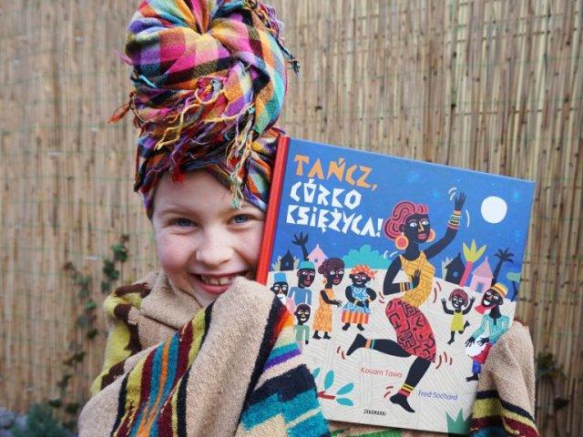 Tańcz, Córko Księżyca! - książka dla dzieci o życiu, pasji i przemijaniu