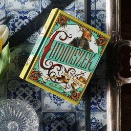CUDOUSZEK - powieść dla dzieci o przyjaźni i wytrwałości