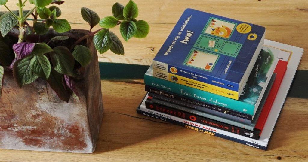 Najlepsze nowości wydawnicze dla dzieci - styczeń i luty 2019