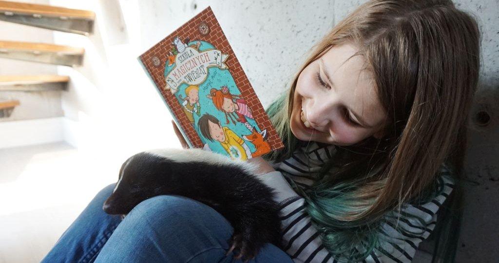 Szkoła magicznych zwierząt - nowa seria dla dzieci 8+