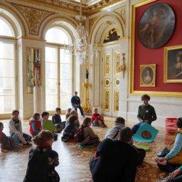 Filozoficzne warsztaty dla rodzin w Łazienkach Królewskich