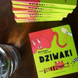 Dziwaki - książka dla dzieci o tolerancji i inności