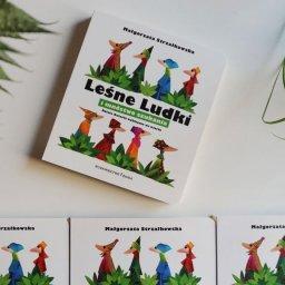 Leśne Ludki i mnóstwo szukania - nowa książka Małgorzaty StrzałkowskiejLeśne Ludki i mnóstwo szukania - nowa książka Małgorzaty Strzałkowskiej