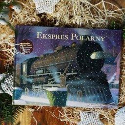 """Chris Van Allsburg """"Ekspres Polarny"""" wznowiony bestseller - Tekturka"""