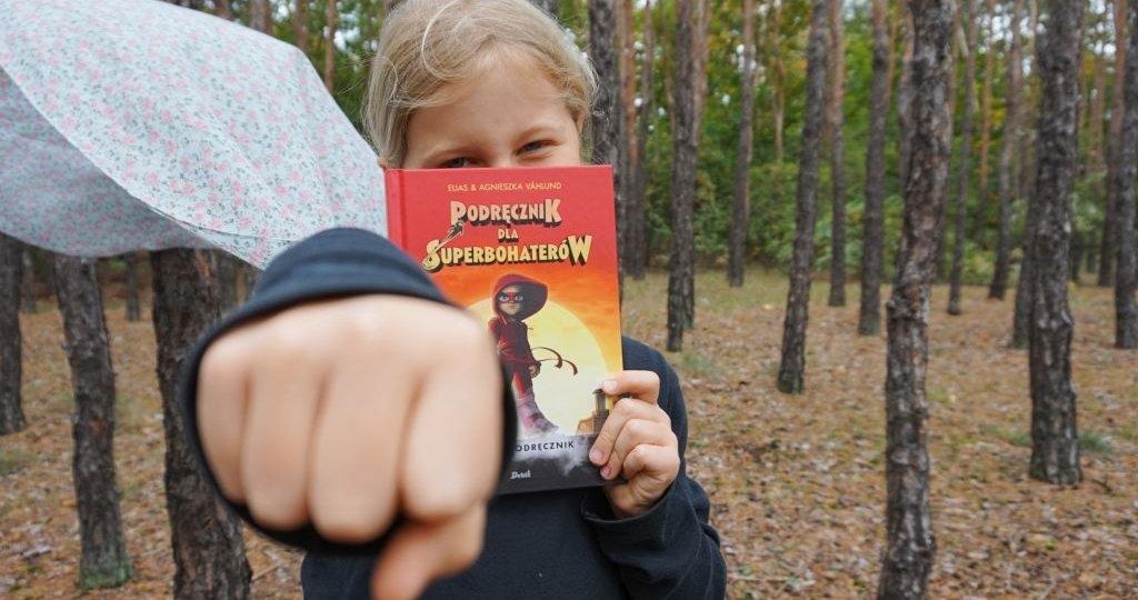 Podręcznik dla superbohaterów - o przemocy w szkole