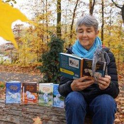 Lin Hallberg - autorka serii o Sigge
