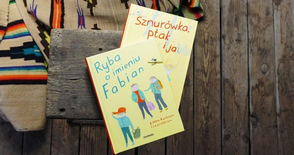 Ryba o imieniu Fabian i inne książki o Selmie