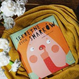 Sekretne życie smarków - książka popularnonaukowa o katarze