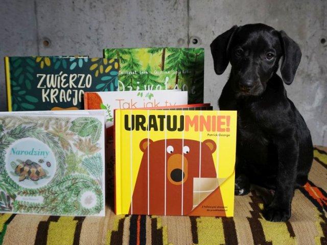 Prawa zwierząt w książkach dla dzieci