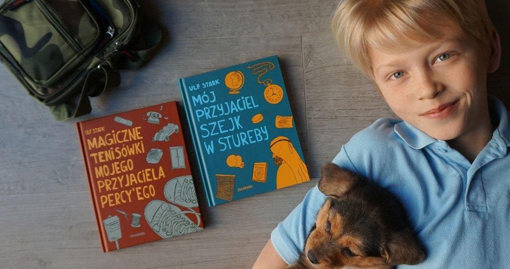 Trylogia oparta na wspomnieniach z dzieciństwa - Ulf Stark