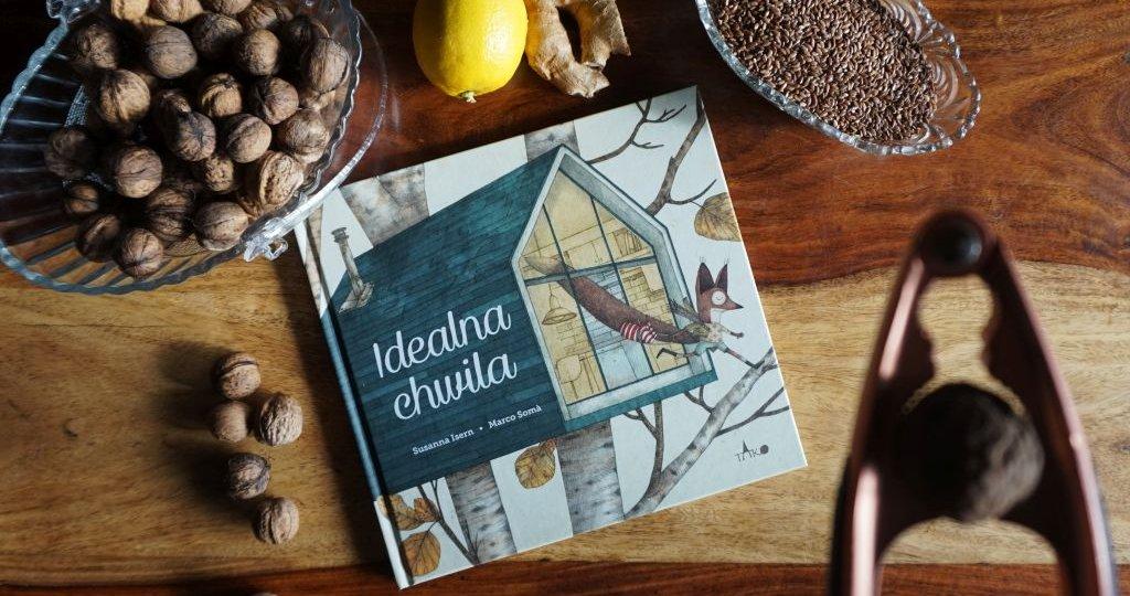 Idealna chwila - książka dla dzieci o bezinteresownej pomocy