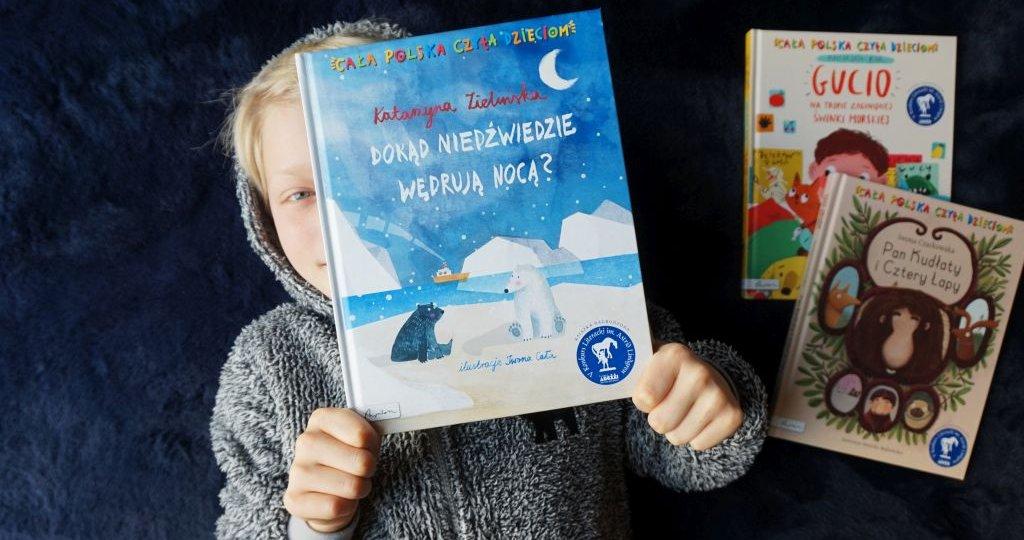 Dokąd niedźwiedzie wędrują nocą? - Katarzyna Zielińska