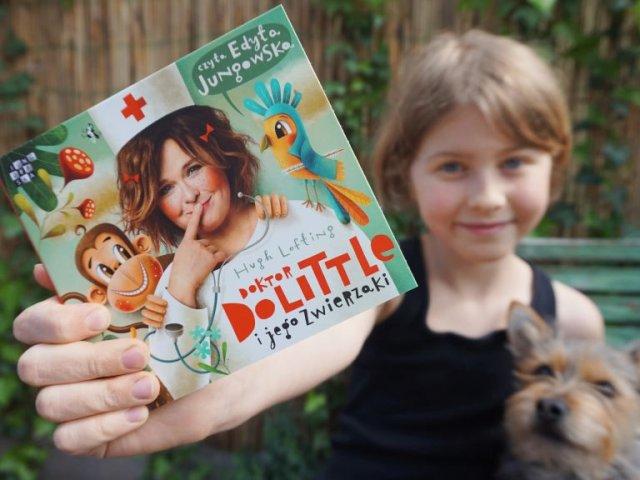 Doktor Dolittle i jego zwierzaki - audiobook Jungoffska