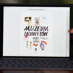 Muzeum zachwytów - Malarski przewodnik po Łazienkach Królewskich