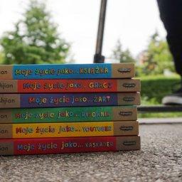 """""""Moje życie jako..."""" seria dla tych, co nie lubią czytać"""