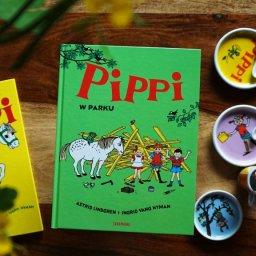 PIPPI W PARKU - nowość Astrid Lindgren z 1949 r.
