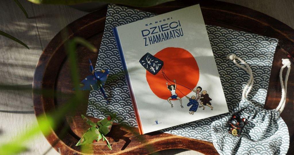 Dzieci z Hamamatsu - idealna książka na wakacje