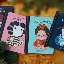 Mali WIELCY - historie wybitnych osób dla dzieci