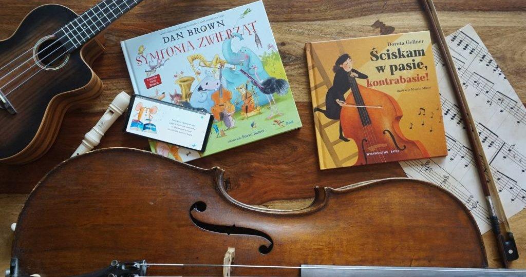 Muzyczne książki dla dzieci