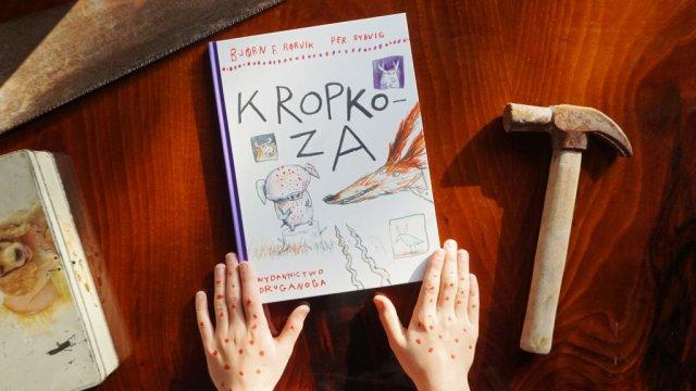 Kropkoza - seria Lisek i Prosiaczek się rozrosła!