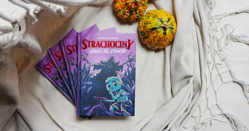 Strachociny - nowa polska seria grozy