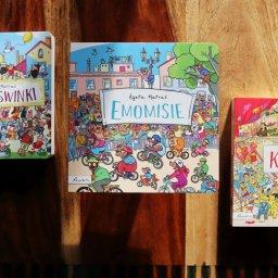 Emomisie - książka dla dzieci o emocjach