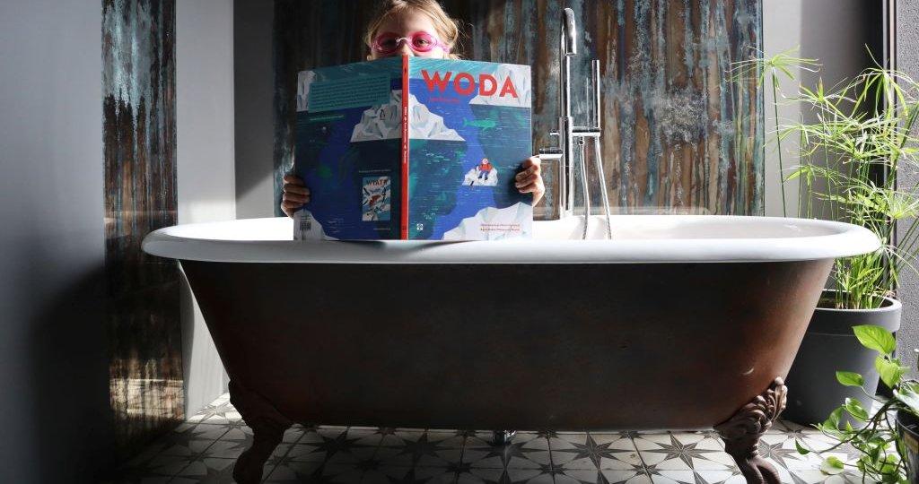 Woda - popularnonaukowy album dla dzieci
