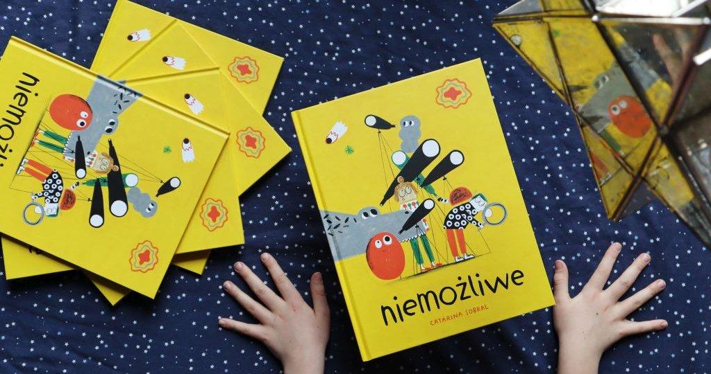 Niemożliwe - książka dla dzieci o powstaniu wszechświata