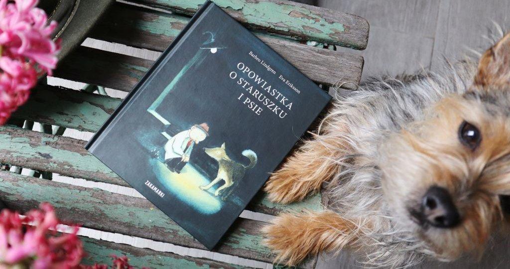 Opowiastka o staruszku i psie - nowość o przyjaźni