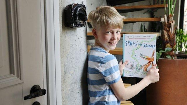 Sprej na komary - zwariowana norweska książka dla dzieci