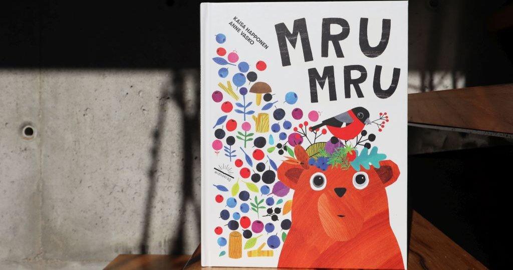 Mru Mru - książka dla dzieci o byciu innym