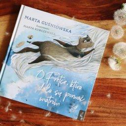 Książka dla dzieci o przełamywaniu strachu