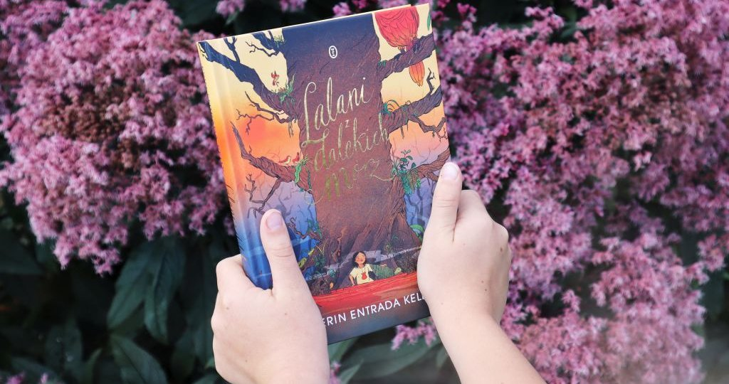 Lalani z dalekich mórz - baśniowa powieść dla nastolatków