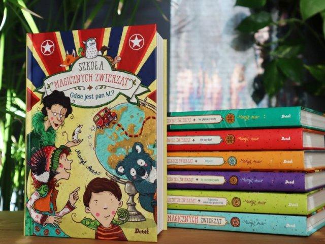 Już jest! 7 tom Szkoły magicznych zwierząt. Gdzie jest pan M?